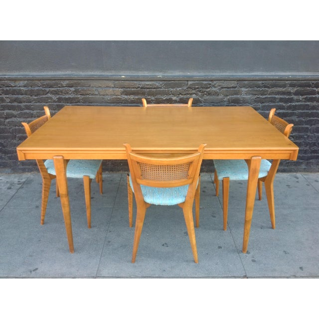 1950's Edmond J. Spence Dining Set - Image 7 of 10