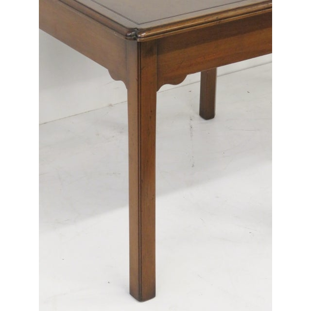 Kittinger Mahogany Side Tables - A Pair - Image 3 of 5