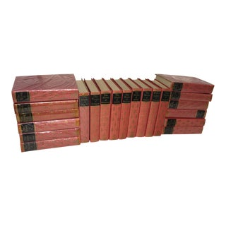 1930s Vintage Classic Book Collection - 21 Pieces For Sale