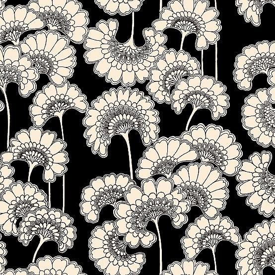 Kate Spade Japanese Floral Pillow Cover - Image 4 of 4