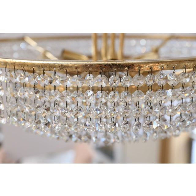 Bakalowits Three-Tier Flush Mount Light For Sale In Houston - Image 6 of 9
