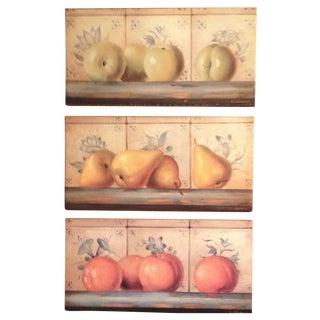 Vintage Fabrice De Villeneuve Prints - Set of 3