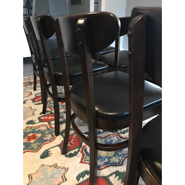 Vintage Mid-Century Modern Dining Chairs - Set of 8 - Image 6 of 9