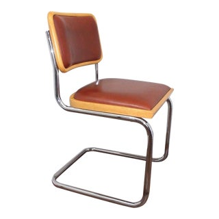 Contemporary Shells Inc Umanoff Cesca Cantilever Chair For Sale