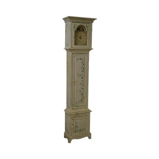 Habersham Plantation Hand Painted Tall Case Clock