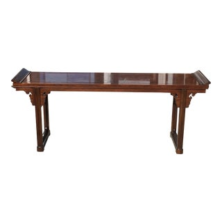 Baker Furniture Chinoiserie Altar Table