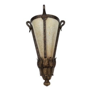 Maitland-Smith Art Deco Sconce