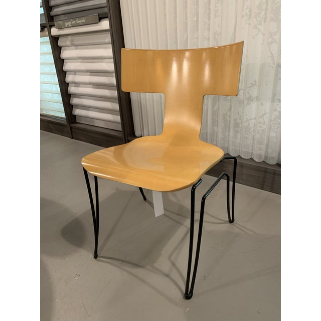 Vintage John Hutton for Donghia Anziano Dining Chair For Sale - Image 11 of 11