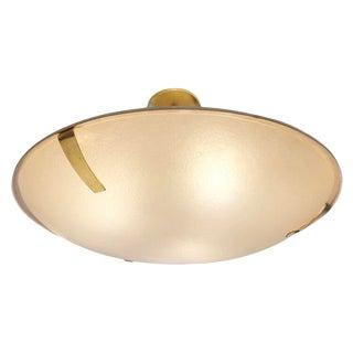 Stilnovo Ceiling Light, Model 1140 For Sale