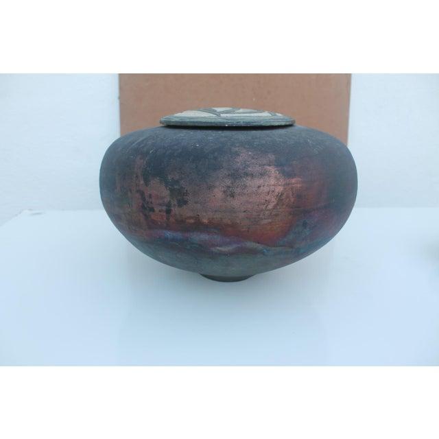 Vintage Studio Pottery Decorative Vase - Image 3 of 11
