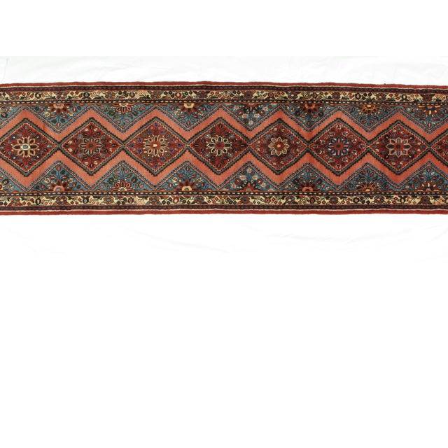 "Islamic Leon Banilivi Persian Tafresh -- 2'7"" X 12'5"" For Sale - Image 3 of 5"