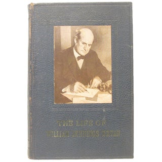 William Jennings Bryan Biography, 1925 For Sale