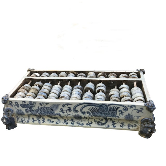 19th Century Antique Chinese Abacus For Sale In Dallas - Image 6 of 6