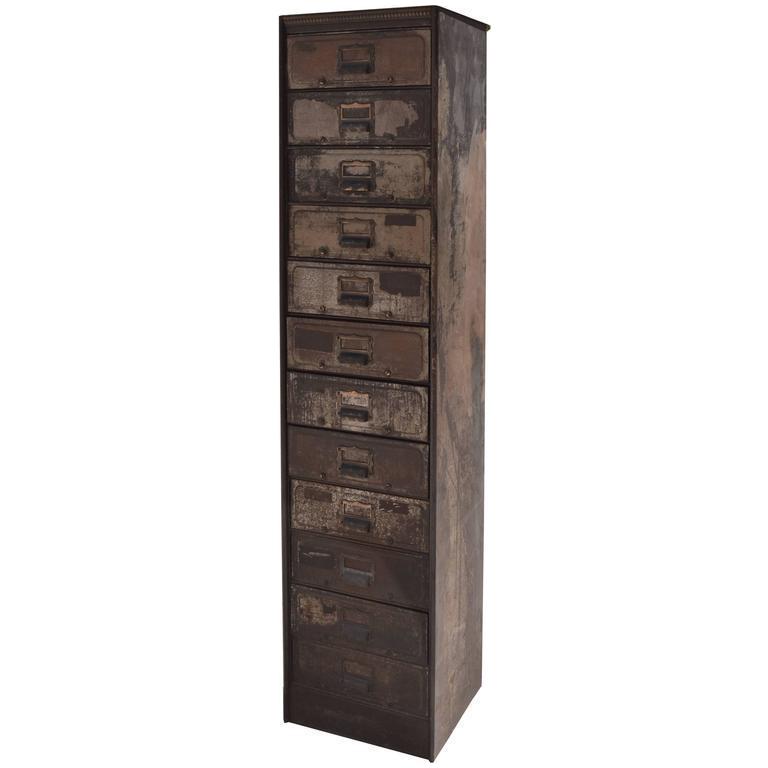 Etonnant American Multi Drawer Filing Cabinet   Image 1 Of 5