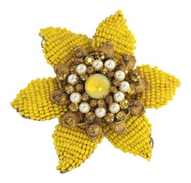 Image of Mid-Century Modern Brooches