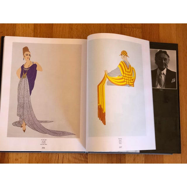 ERTE at Ninety is a fabulous book filled with lavish illustrations of Erte's work. Hardcover with dust jacket. In...