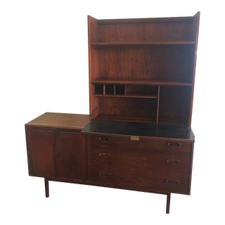 Vintage Dillingham Desk Dresser For Sale