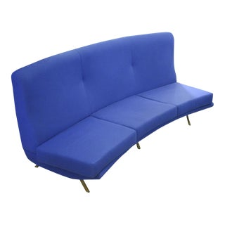 Marco Zanuso Arflex Sofa For Sale