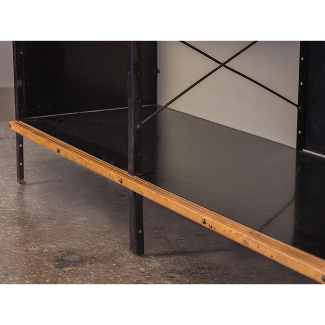 Charles & Ray Eames Esu 400 C Storage Unit for Herman Miller For Sale - Image 9 of 11