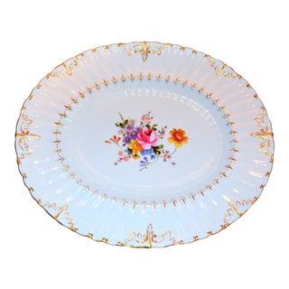 Vintage Royal Crown Derby, Ashby Pattern, Oval Platter For Sale