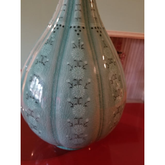 Yu Geun-Hyeong produced porcelain celadon from 1911 to 1945, and devoted his life to resurrect Goryeo celadon. His kiln...