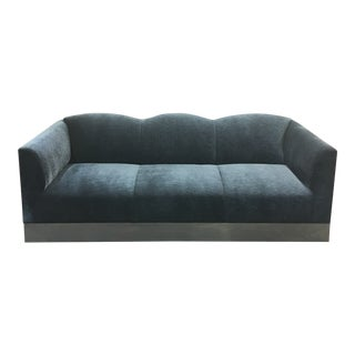 1980s Vintage Memphis Modern Sofa For Sale