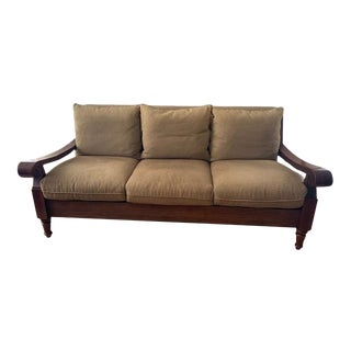 Crate & Barrel Veranda Sofa For Sale