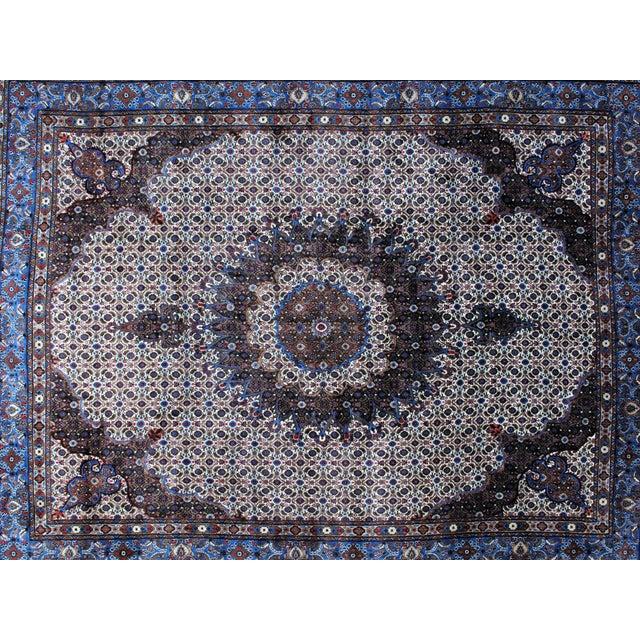 "Persian Leon Banilivi Persian Mood Carpet - 10'2"" X 13'5"" For Sale - Image 3 of 7"