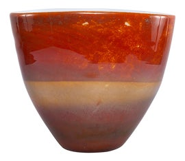 Image of Amber Decorative Bowls