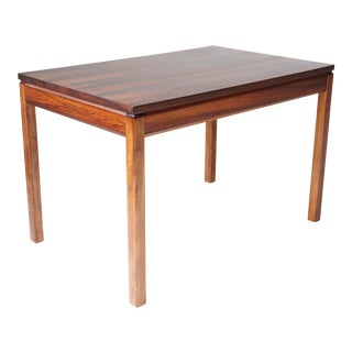 1960s Rosewood Side Table For Sale