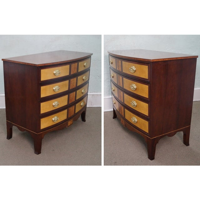 Stickley Colonial Williamsburg Mahogany Chest - Image 3 of 10