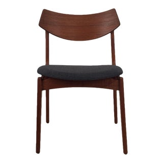 Vintage Danish Teak Dining Chairs For Sale