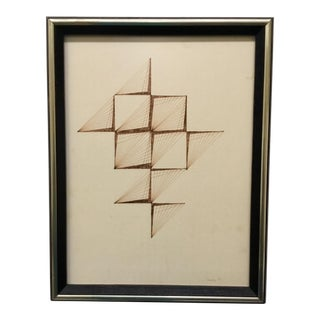 Original Suprematist Lines & Shapes For Sale
