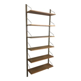 Wall-Mounted Shelving in Style of Pool Cadovius For Sale