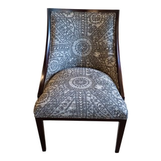 Wesley Hall Accent Chair For Sale