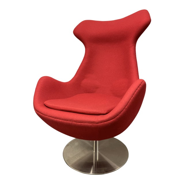 Contemporary Modern Lounge Chair by Steijer Furniture For Sale