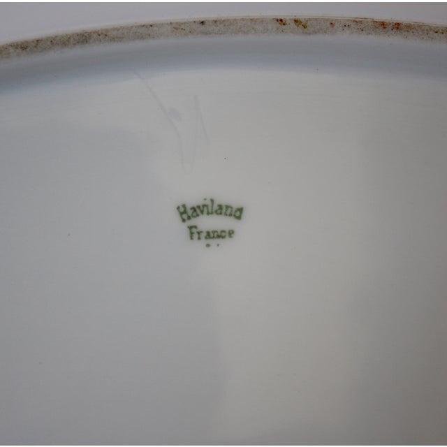 Antique French Haviland Platters - Set of 2 - Image 5 of 8