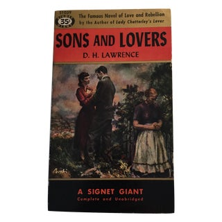 Sons and Lovers D.H. Lawrence 1953
