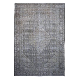 Antique Persian Mahal Rug-13′2″ × 19′2″ For Sale