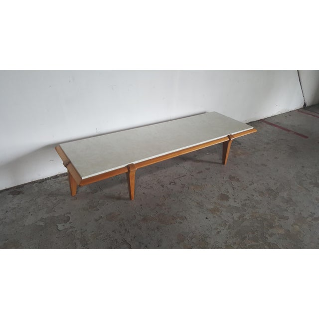 Mid-Century Modern Coffee Table - Image 4 of 7