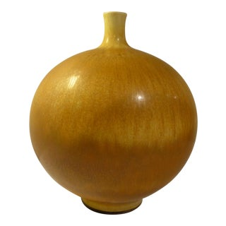 Fine and Large Berndt Friberg Vase For Sale