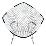 Image of 1950s Vintage Knoll Bertoia Diamond Lounge Chair For Sale