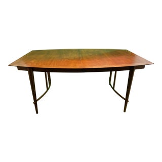 20th Century Bert England for Johnson Furniture Dining Table For Sale