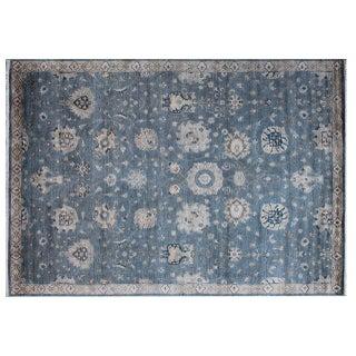 Stark Studio Rugs Traditional New Oriental Silk Rug - 9′11″ × 13′11″ For Sale
