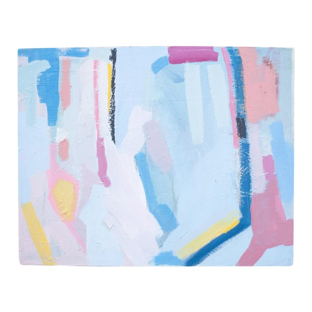 Original Abstract Painting by Brenna Giessen - Image 1 of 4
