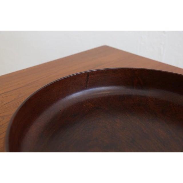 Wooden Salad Bowl For Sale - Image 4 of 6