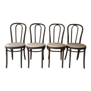 21st Century Vintage Thonet Bentwood Bistro Chair For Sale