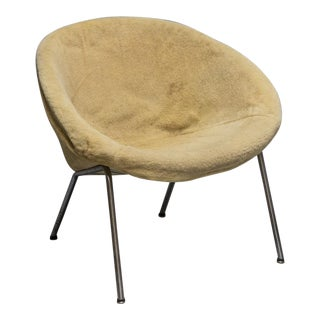 Vintage Mid Century Knoll Sessel 369 for Walter Knoll Chair For Sale