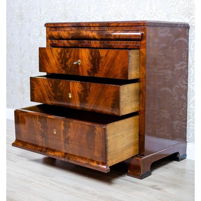 Biedermeier Dresser-Vanity Table, Circa 1860 For Sale - Image 4 of 13