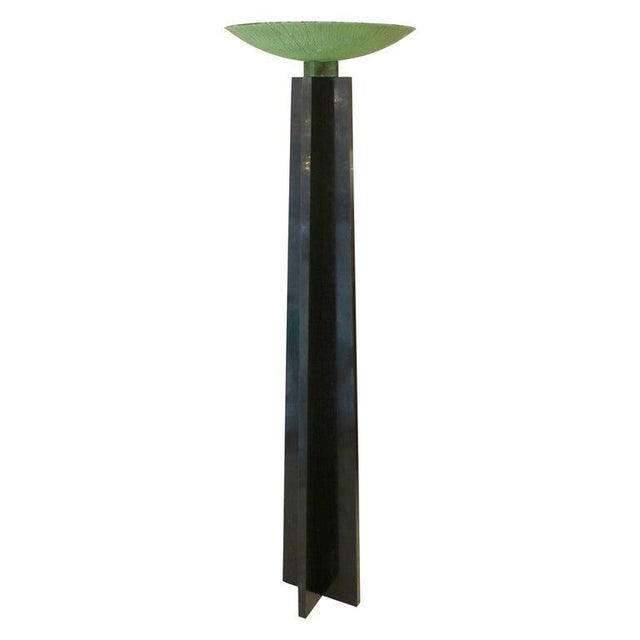 Floor Lamp Model 'Wagneriana' by Lella and Massimo Vignelli For Sale - Image 9 of 9